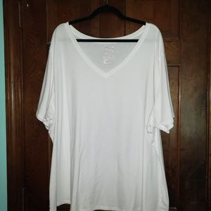 NWOT Terra & Sky T-Shirt Tee First Layer - 4X